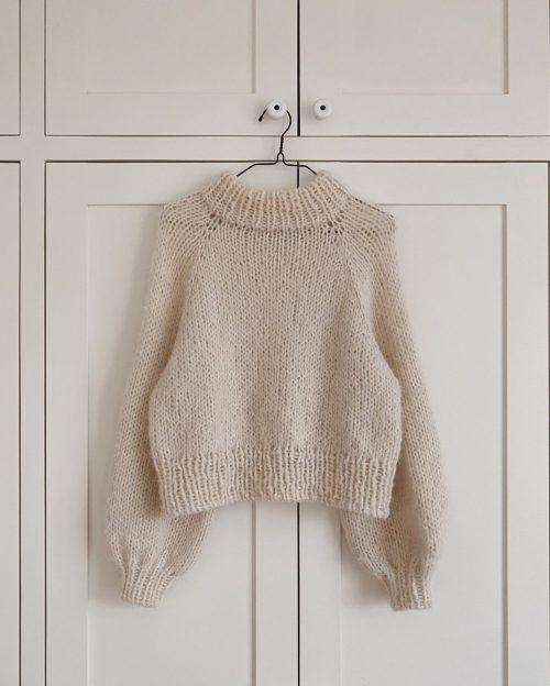 Louisiana Sweater Strikkekit