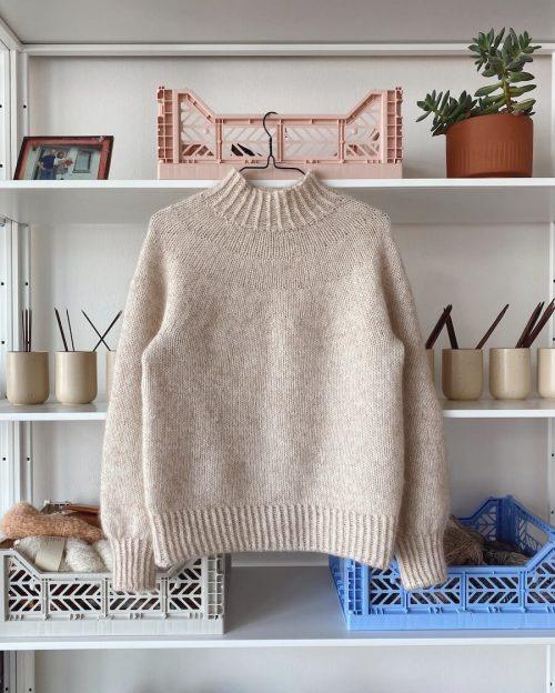 Novice Sweater - Jensen Edition Strikkekit