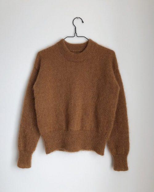Stockholm Sweateren Strikkekit