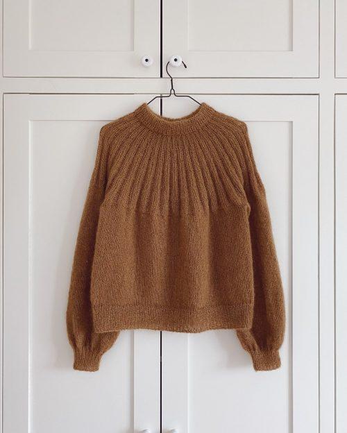 Sunday Sweater Mohair Edition Strikkekit