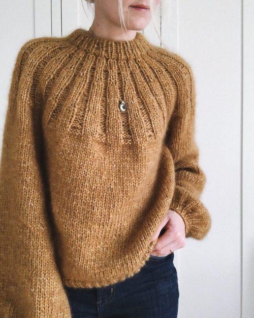 Sunday Sweater Strikkekit