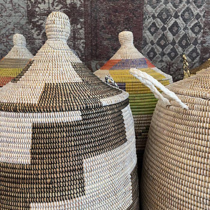 Senegal kurv XXXL