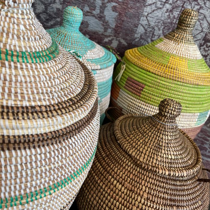 Senegal kurv M