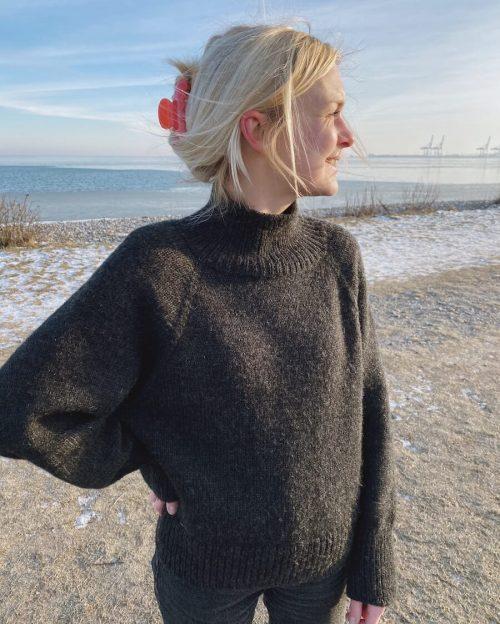 Louvre Sweater Strikkekit