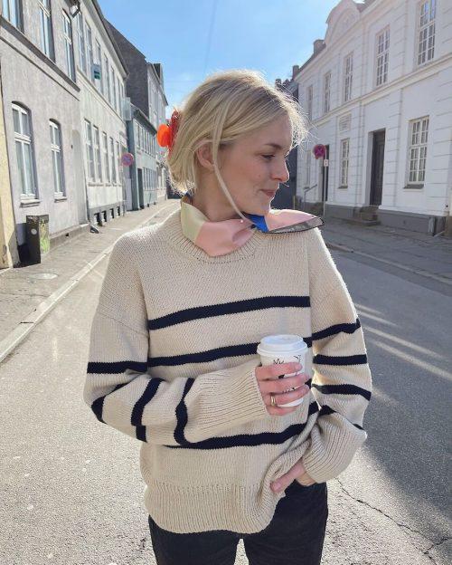 Marseille Sweater Strikkekit