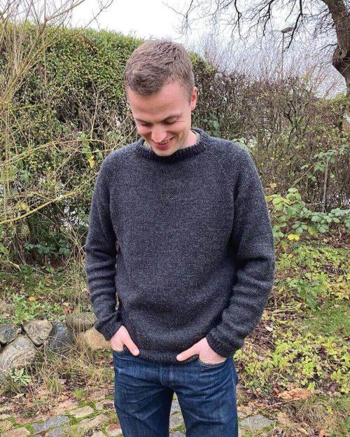 Hanstholm Sweater Strikkekit